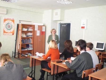 учитель информатики: В.А. Комарова