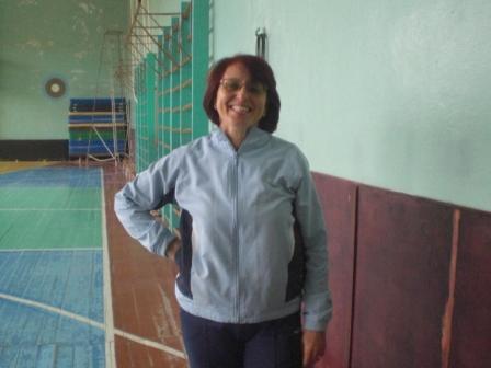 учитель физкультуры: Н.К.Маравина