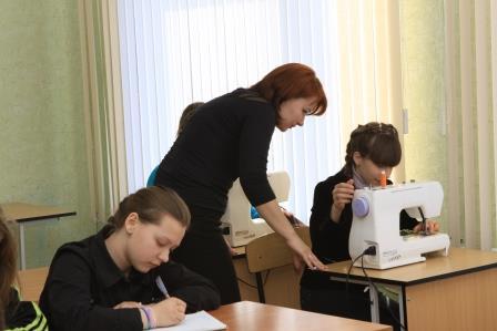 учитель технологии: Е.А. Шкрунина